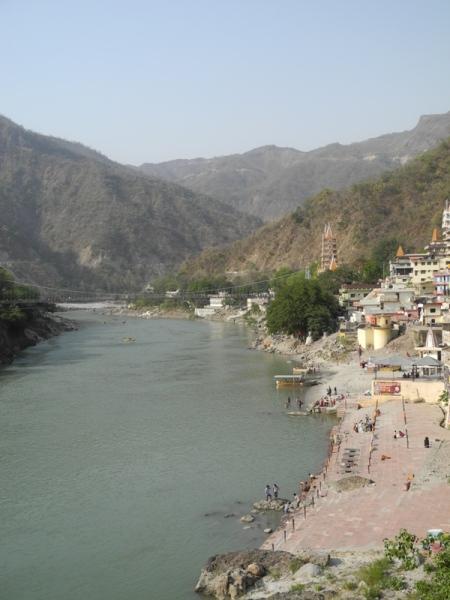rzeka_Rishikesh