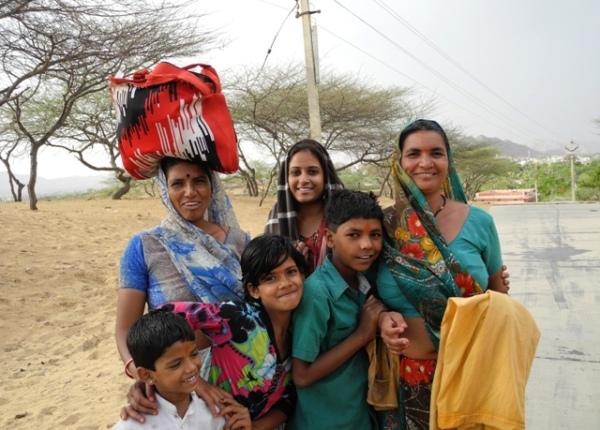 hinduska_rodzina