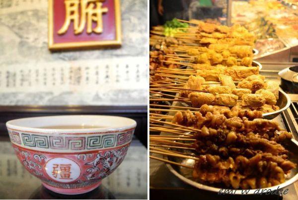 Chinatown_KL_jedzenie
